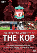リバプールFC 100 Greatest Moments Of The Kop